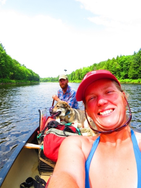 We had been craving a multi-sport adventure since finishing our Labrador Or Bust Expedition in 2011. With Adrien, being a true Mainer at heart, we decided to stay close to home and create an opportunity for her to explore her home state.