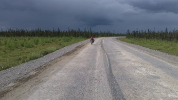 The trans Labrador Highway
