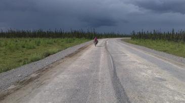 The trans Labrador Highway