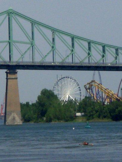 Jacques Cartier Bridge, Montreal